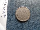 10 геллеров 1893   Австро-Венгрия     (9.3.17)~, фото №4