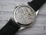 Часы Молния, наручные. Ремешок кожанный новый., фото №5
