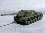 Танк ИСУ 122, фото №3