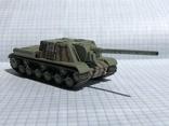 Танк ИСУ 122, фото №2