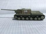 Танк ИСУ 122, фото №9