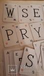 Игра карты LEXICON английский waddingtons lexicon playing cards 1950-е, фото №4