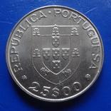 25  эскудо 1985  Португалия     (,8.4.14), фото №3