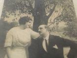 Старинная открытка, фото №3