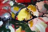 """""""Tropical flowers"""" большая картина маслом 1800х1350 мм Ю. Смаль фото 6"""