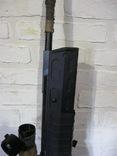 Пневматическая винтовка Crosman с оптическим прицелом, фото №8