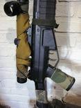 Пневматическая винтовка Crosman с оптическим прицелом, фото №9