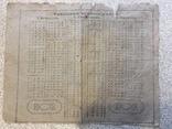 Польская табличка умножения. Первая треть XX века., фото №2