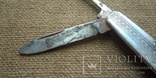 Трубочный нож (Shefield)., фото №5