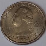 США ¼ долара, 2014 Національний парк Грейт-Смокі-Маунтінс фото 2