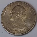 США ¼ долара, 2015 Дорога Блу Рідж фото 2