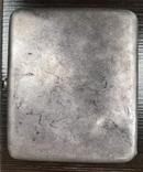 Портсигар серебро, фото №3