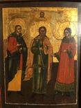 Икона Самон, Гурий и Авив, фото №5