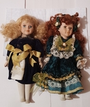 Куклы керамика (фарфор), фото №7