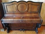 Пианино Carl Ronisch, фото №2