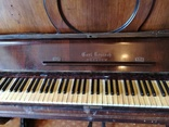 Пианино Carl Ronisch, фото №4