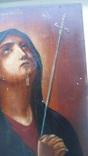 """Икона Богородица Скорбящая """"Умягчение злых сердец"""", фото №4"""