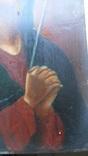 """Икона Богородица Скорбящая """"Умягчение злых сердец"""", фото №7"""