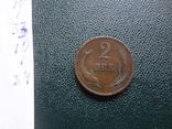 2 эре 1875    Дания    (,10.1.34)~, фото №5