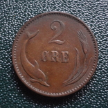 2 эре 1899    Дания    (,10.1.35)~, фото №2