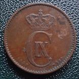 2 эре 1899    Дания    (,10.1.35)~, фото №3