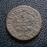 Солид боратинка 1661  Польша    (,10.1.37)~, фото №2