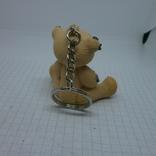 Брелок Мишка Тедди с пирсингом по всему телу, фото №5