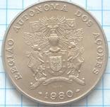 100 эскудо, Азорские острова, 1980г., фото №2
