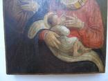 Икона Богородицы Благодатное Чрево, фото №5