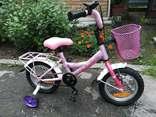 Детский велосипед 12 колесо Италия, фото №2