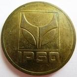 """Бельгия, токен для прачечных """"IPSO - 7 kg"""", фото №2"""