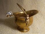 Старинный сливочник, фото №2
