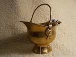 Старинный сливочник, фото №4