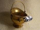 Старинный сливочник, фото №5