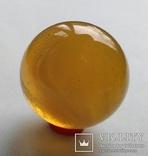 Янтарный шар, фото №5