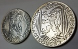 50 и 100 крон Сталин 1949 г Чехословакия, фото №5