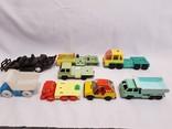 Машинки СССР + , разные одним лотом, фото №2