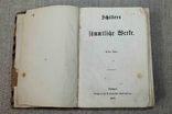 Schillers. Smmtliche Werke 1869, фото №2