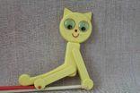 Игрушка перекидной котик СССР, фото №3