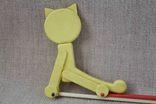 Игрушка перекидной котик СССР, фото №6