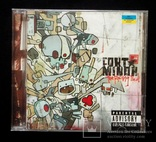 Fort Minor - The rising tied. audio CD, фото №3