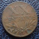 20 сентавос 1960  Португалия   (,11.2.6)~, фото №2
