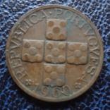 20 сентавос 1960  Португалия   (,11.2.6)~, фото №3