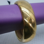 Объемный разжимной браслет. тяжелый, фото №2