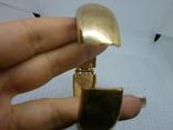Объемный разжимной браслет. тяжелый, фото №6