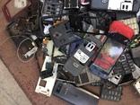 Запчасти на старые моб.телефоны, 1.6кг, фото №4