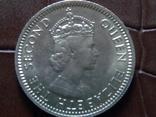 6 пенсів 1967 року Фіджи /колонія/, фото №3