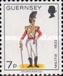 Гернси 1976 Военная униформа, фото №3