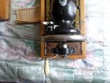 Швейная машинка ПОДОЛЬСК с ручным приводом.Рабочая., фото №10