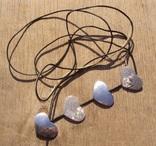 Оригинальное ожерелье, серебро 925, Италия., фото №2